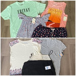 7 Piece NWT Not So Mystery Reseller Box
